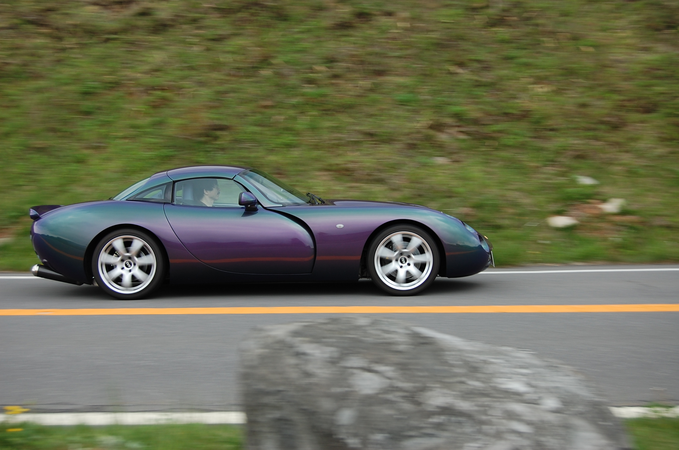 Tuscan S in TVR Day 2007